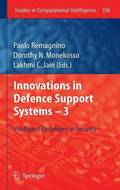 Innovations in Defence Support Systems -3