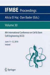 8th International Conference on Cell &; Stem Cell Engineering (ICCE)