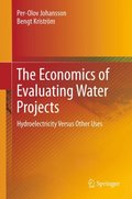Economics of Evaluating Water Projects