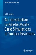 Introduction to Kinetic Monte Carlo Simulations of Surface Reactions