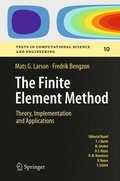 Finite Element Method: Theory, Implementation, and Applications