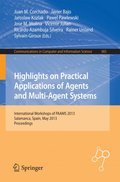 Highlights on Practical Applications of Agents and Multi-Agent Systems