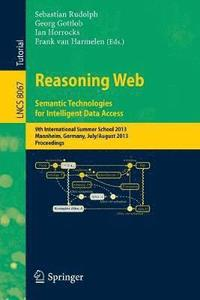 Reasoning Web. Semantic Technologies for Intelligent Data Access