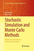 Stochastic Simulation and Monte Carlo Methods