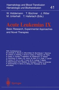 Acute Leukemias IX