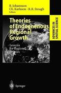 Theories of Endogenous Regional Growth