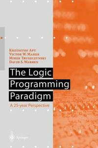The Logic Programming Paradigm