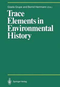 Trace Elements in Environmental History
