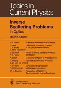 Inverse Scattering Problems in Optics