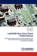 LabVIEW Run Four Point Probe Device