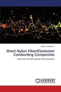 Short Nylon Fiber/Elastomer Conducting Composites