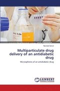 Multiparticulate Drug Delivery Of An Antidiabetic Drug