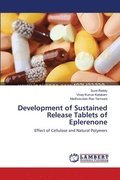 Development of Sustained Release Tablets of Eplerenone