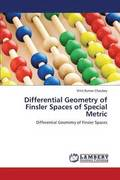 Differential Geometry of Finsler Spaces of Special Metric