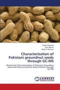 Characterization of Pakistani Groundnut Seeds Through GC-MS