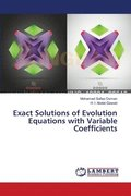 Exact Solutions of Evolution Equations with Variable Coefficients