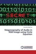 Steganography of Audio in Rgb Image Using Circle Equation
