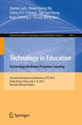 Technology in Education. Technology-Mediated Proactive Learning
