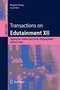 Transactions on Edutainment XII