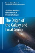 The Origin of the Galaxy and Local Group