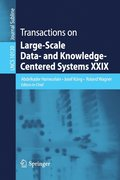 Transactions on Large-Scale Data- and Knowledge-Centered Systems XXIX