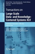Transactions on Large-Scale Data- and Knowledge-Centered Systems XLV