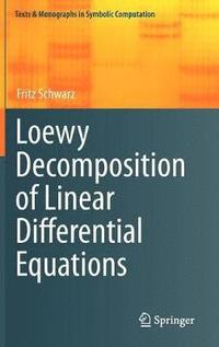 Loewy Decomposition of Linear Differential Equations