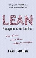 Lean management for families