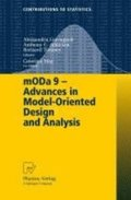 mODa 9 - Advances in Model-Oriented Design and Analysis