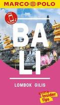 Bali Marco Polo Pocket Travel Guide 2018 - with pull out map