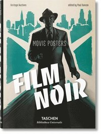 Bu Film Noir Movie Posters