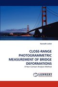 Close-Range Photogrammetric Measurement of Bridge Deformations