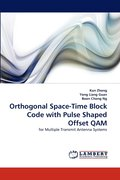 Orthogonal Space-Time Block Code With Pulse Shaped Offset Qam