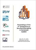 Proceedings of the 4th Symposium on Structural Durability in Darmstadt SoSDiD.