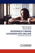 Mcdonald's Brand Extension Into Mccafe