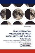 Transformation Parameters Between Local Levelling Datum and Geoid