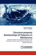 Structure-Property Relationships Of Polymers In Membranes