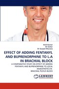 Effect of Adding Fentanyl and Buprenorphine to L.a in Brachial Block