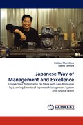 Japanese Way of Management and Excellence