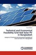 Technical and Economical Feasibility Grid Tied Solar Pv in Bangladesh
