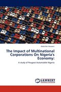 The Impact of Multinational Corporations on Nigeria's Economy