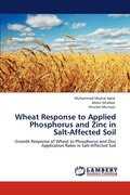 Wheat Response to Applied Phosphorus and Zinc in Salt-Affected Soil
