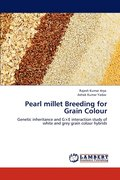 Pearl Millet Breeding for Grain Colour