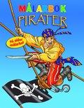 Målarbok pirater