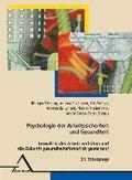 21. Workshop Psychologie der Arbeitssicherheit