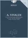 Vivaldi - Concerto in D for Flute, Strings and Basso Continuo Op. 10 No. 3, RV 428 'il Gardellino' [With CD (Audio)]