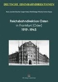Reichsbahndirektion Osten 1919-1945