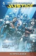 Justice League 08: Injustice League