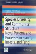 Species Diversity and Community Structure
