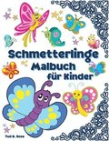 Schmetterlinge Malbuch fur Kinder
